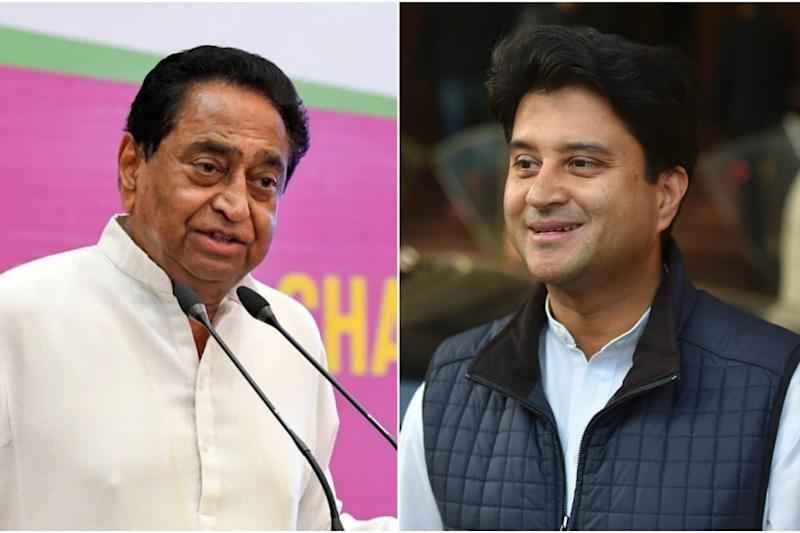 'Which Tiger, Paper or Circus': Kamal Nath Mocks Jyotiraditya Scindia after MP Cabinet Expansion