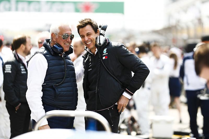 Wolff makes personal Aston Martin investment