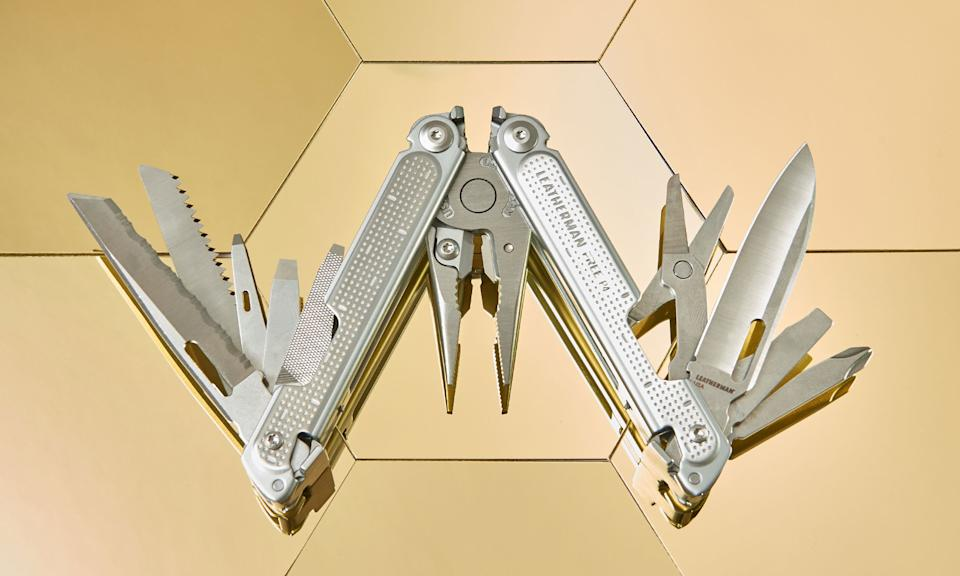Holiday Gift Guide: Leatherman FREE P4