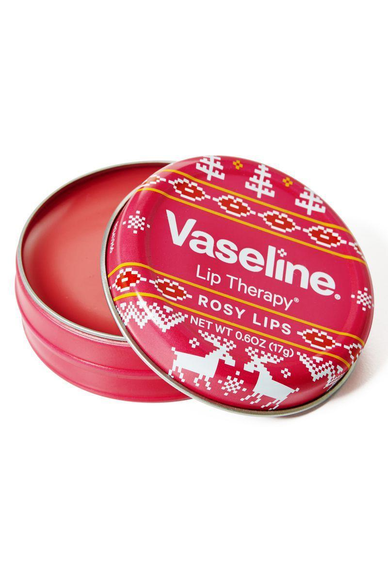 "<p><strong>Vaseline</strong></p><p>amazon.com</p><p><strong>$10.17</strong></p><p><a href=""http://www.amazon.com/dp/B01IAFKAJ2/"" rel=""nofollow noopener"" target=""_blank"" data-ylk=""slk:SHOP NOW"" class=""link rapid-noclick-resp"">SHOP NOW</a></p><p>Her lips can stay rosy and smooth all winter long with this <a href=""https://www.womansday.com/life/travel-tips/g2829/most-romantic-restaurants-in-the-world/"" rel=""nofollow noopener"" target=""_blank"" data-ylk=""slk:romantic"" class=""link rapid-noclick-resp"">romantic</a> Valentine's Day gift. (Pssst: There's also a cute limited-edition Valentine's Day Rosy Lips tin from Vaseline!)</p>"