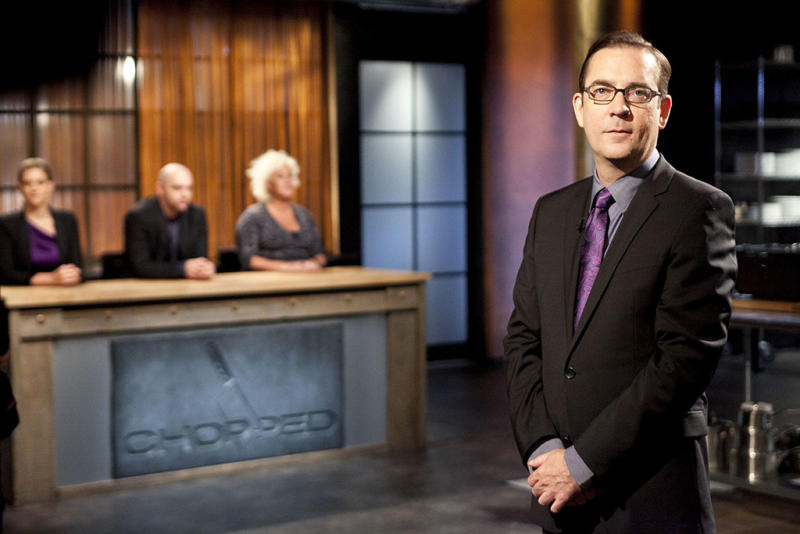 Chopped Food Network yahoo! tv q&a: ted allen reveals the secrets behind 'chopped'