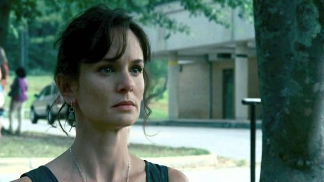Sarah Wayne Callies as Lori in 'The Walking Dead' (Photo: AMC)