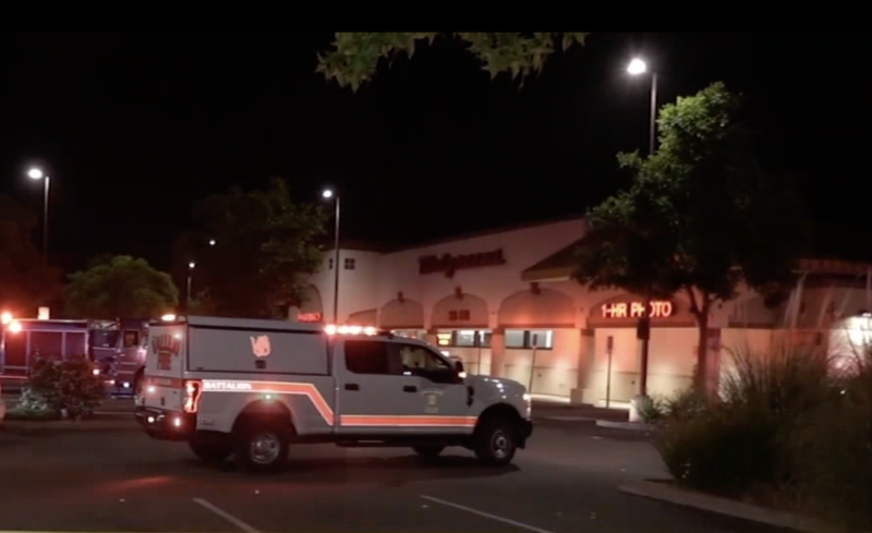 Police shot and killed a 22-year-old man in Vallejo, California outside. a Wallgreens. Source: ABC7