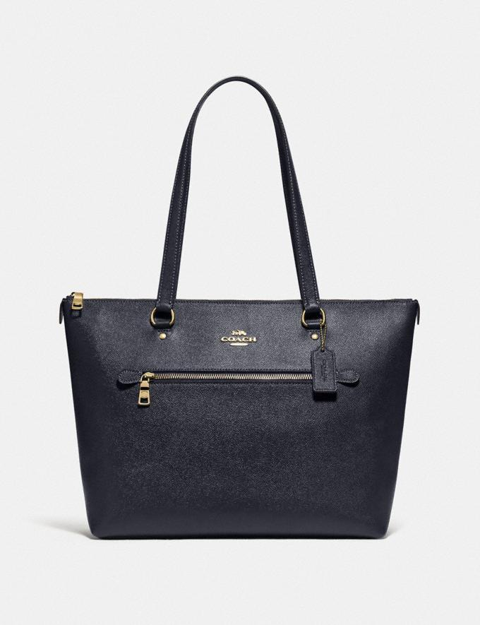 The Gallery Tote - on sale at Coach Outlet for $98 (originally $328).