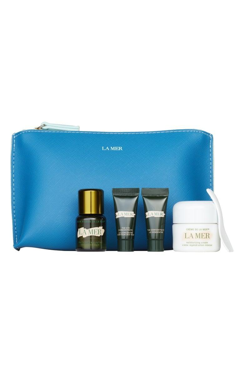 <p>This <span>La Mer The Hydration Comfort Mini Collection</span> ($95) will be a beloved gift.</p>