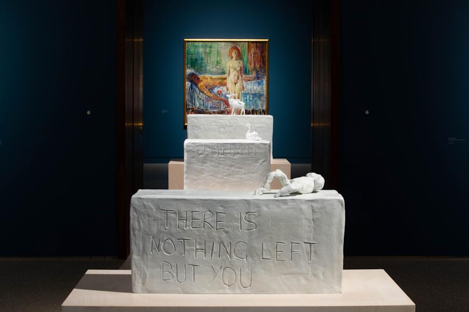 <p>Tracey Emin's new show at the Royal Academy</p>David Parry/ Royal Academy of Arts