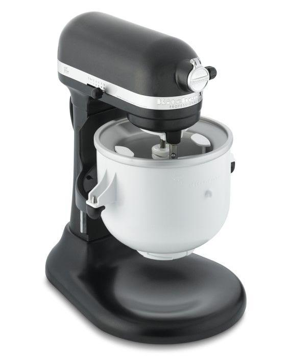"<p><strong>KitchenAid</strong></p><p>williams-sonoma.com</p><p><strong>$79.95</strong></p><p><a href=""https://go.redirectingat.com?id=74968X1596630&url=https%3A%2F%2Fwww.williams-sonoma.com%2Fm%2Fproducts%2Fkitchenaid-stand-mixer-ice-cream-maker-attachment&sref=https%3A%2F%2Fwww.goodhousekeeping.com%2Fcooking-tools%2Fg34431819%2Fbest-kitchenaid-attachments%2F"" rel=""nofollow noopener"" target=""_blank"" data-ylk=""slk:Shop Now"" class=""link rapid-noclick-resp"">Shop Now</a></p><p>This attachment replaces your standard mixing bowl, and makes use of your mixer's rotating paddle. Nearly any of our favorite <a href=""https://www.goodhousekeeping.com/food-recipes/dessert/g2497/no-cook-summer-desserts/"" rel=""nofollow noopener"" target=""_blank"" data-ylk=""slk:DIY ice cream recipes"" class=""link rapid-noclick-resp"">DIY ice cream recipes</a> are a breeze with this attachment. You'll only need a few minutes to effectively whip your ingredients into shape; and while the manufacturer's instructions say you can freeze the bowl before use, you may also store the ice cream in the freezer for <a href=""https://www.goodhousekeeping.com/food-recipes/dessert/g838/no-bake-desserts/"" rel=""nofollow noopener"" target=""_blank"" data-ylk=""slk:a make-ahead treat"" class=""link rapid-noclick-resp"">a make-ahead treat</a>.<br></p>"