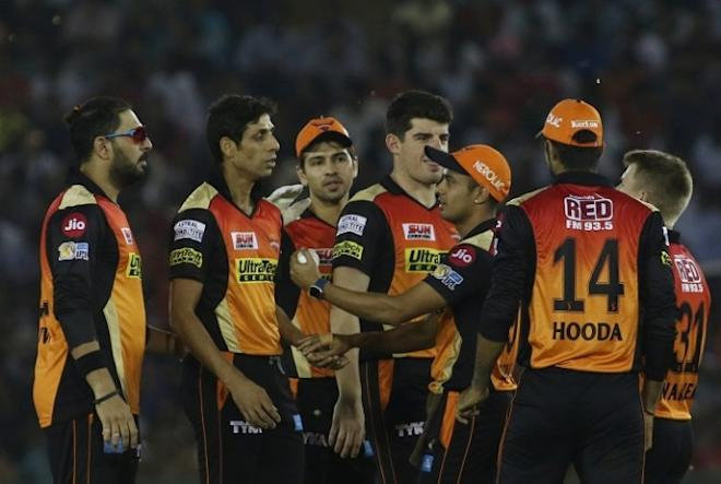 Sunrisers Hyderabad, IPL 2017, SRH vs KKR,