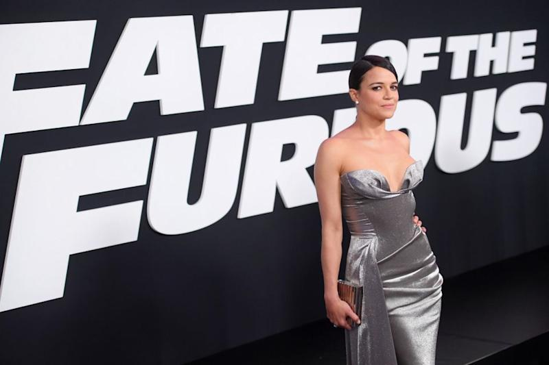 The Fast and the Furious actress was on holiday in Mexico when the slip-up happened. Source: Getty