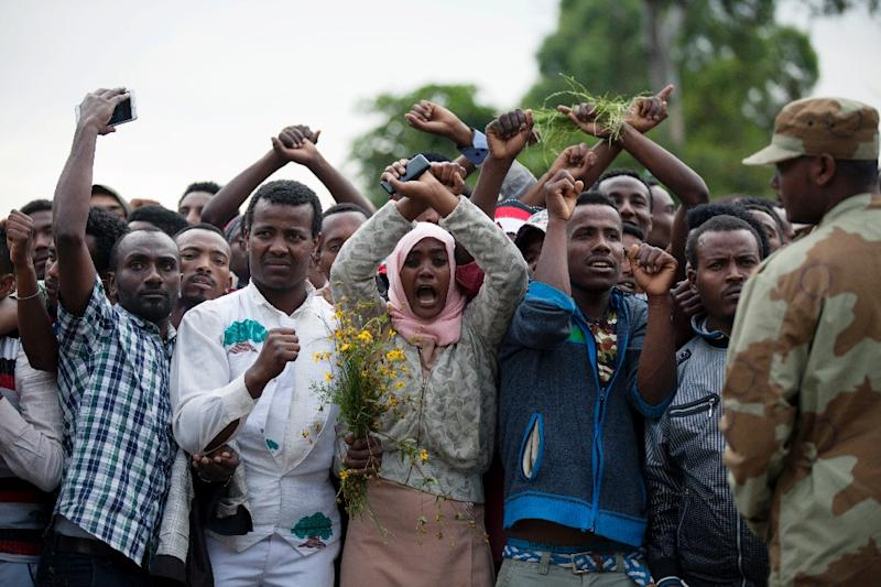 Ethiopian Prime Minister Hailemariam Desalegn declared a six-month state of emergency in October after months of anti-government protests in different parts of the country