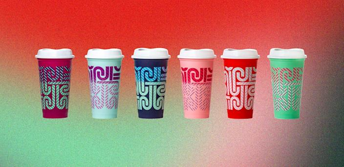 Starbucks Adds Color Changing Tumblers Hot Cups To Its Holiday Collection
