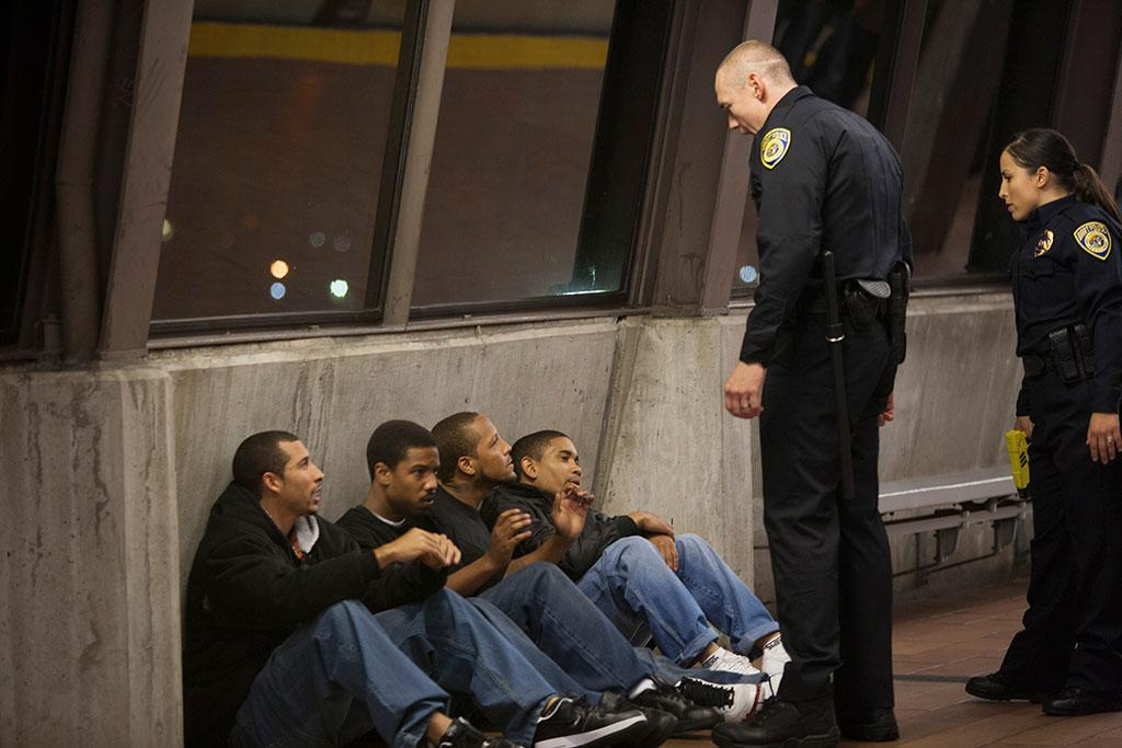 "Michael B. Jordan in The Weinstein Company's ""Fruitvale Station"" - 2013"