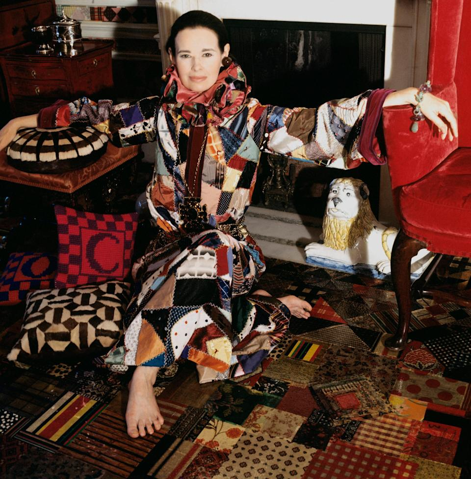 <strong>Gloria Vanderbilt (1924 -2019)<br /></strong>The American fashion icon died at the age of 95 this year, as confirmed by her son, the US news anchor Anderson Cooper.