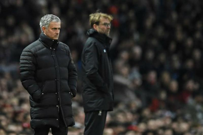 Jurgen Klopp Shrugs Off Mourinho Jibe Ahead of United Clash