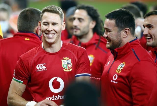 The British and Irish Lions will take a 1-0 series lead into Saturday's second Test