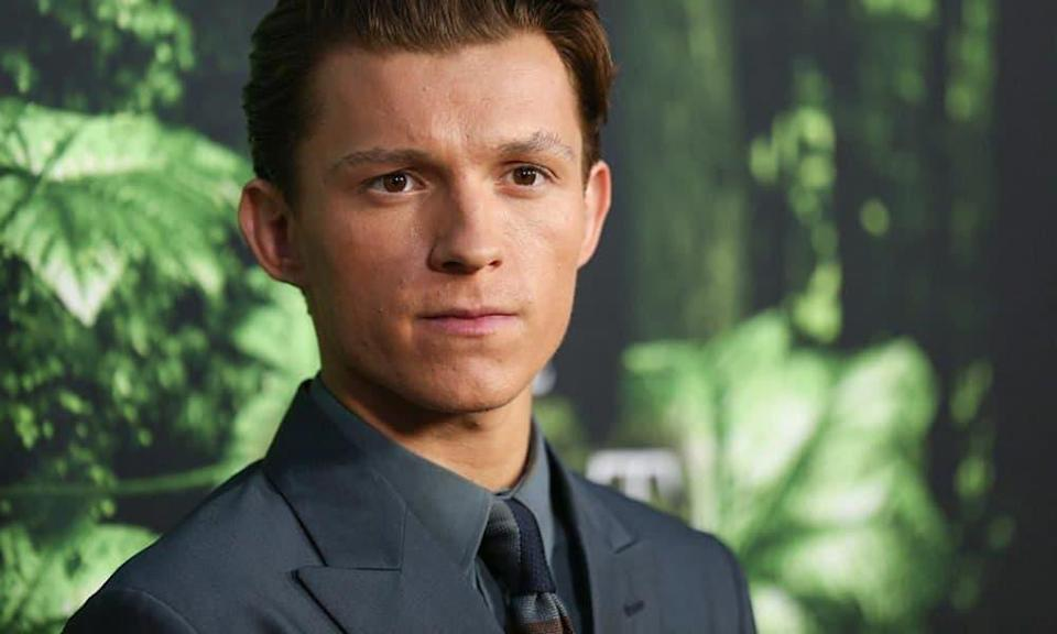 L'acteur Tom Holland, nouveau visage de Spider-Man, en avril 2017 - Rich Fury - Getty Images North America - AFP