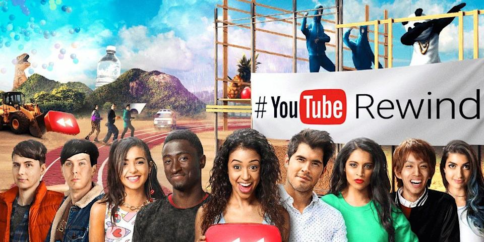 YouTube rewind canceled after 10 years