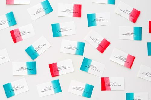 No More Boring Business Cards