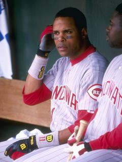 Barry Larkin was recognized as much for his class and professionalism off the field as the numbers he accumulated on the diamond