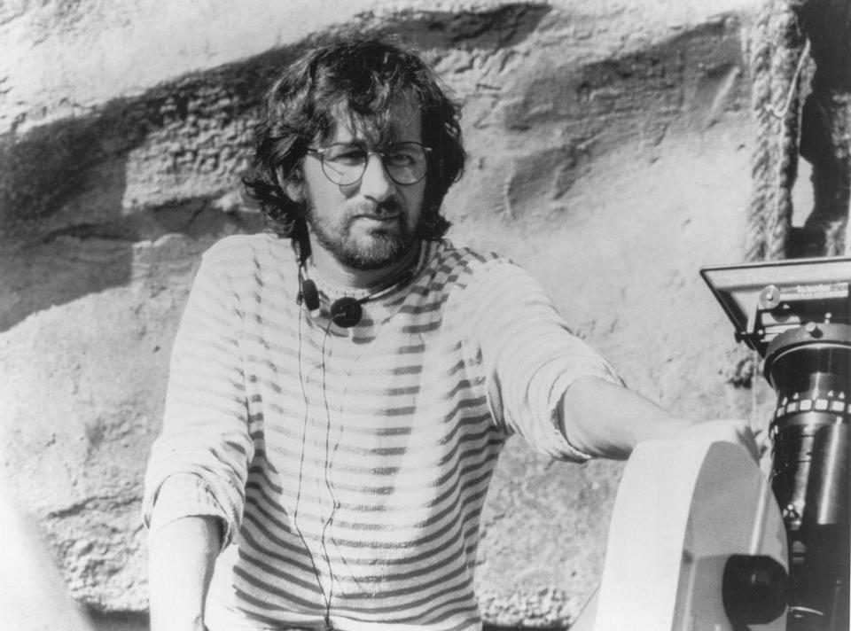 <p>Many trace the summer blockbuster back to Spielberg's <em>Jaws</em> (1975) which made over $400 million in the box office and helped usher in a new film era.</p>