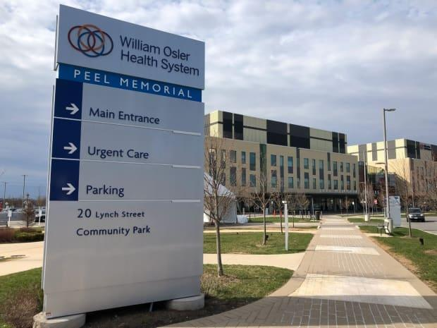 Brampton's hospital has been treating a huge number of COVID-19 patients throughout the pandemic.