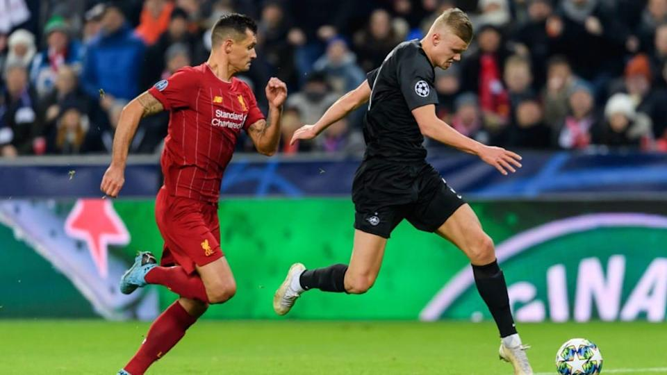 RB Salzburg v Liverpool FC: Group E - UEFA Champions League   TF-Images/Getty Images