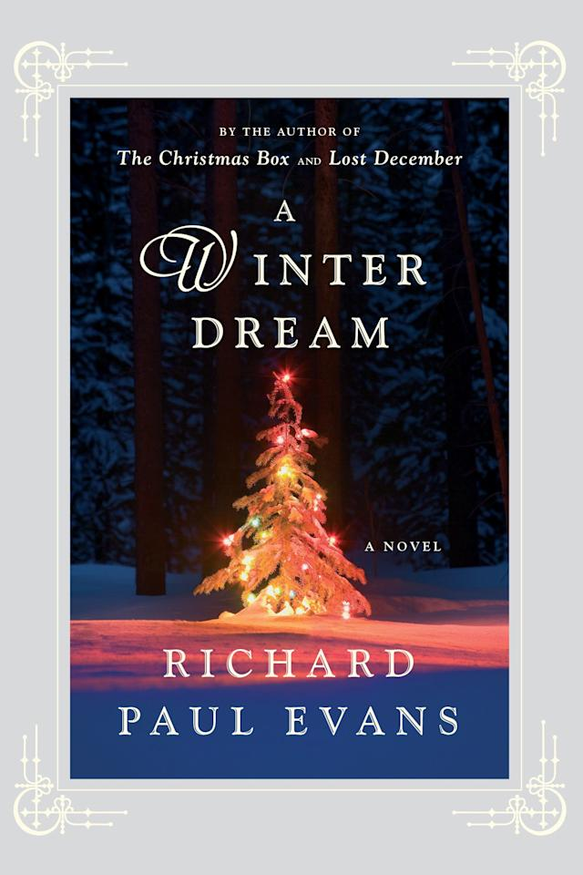"<p>To buy: <a href=""https://www.amazon.com/Winter-Dream-Richard-Paul-Evans/dp/145162803X/"" target=""_blank"">amazon.com</a>, <a href=""https://www.indiebound.org/book/9781451628036"" target=""_blank"">indiebound.org</a></p> <p>Richard Paul Evans' 2012 novel <i>A Winter Dream </i>reminds readers of the importance of hope and love in the Christmas season.</p>"