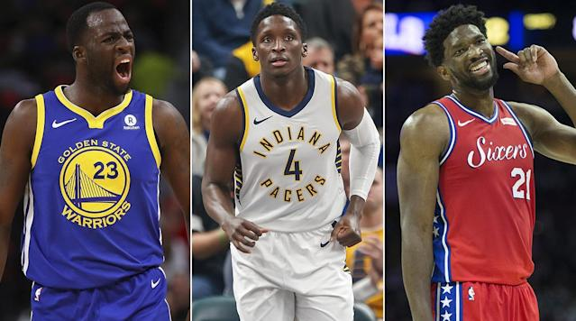 "<p>The NBA is set to unveil the starting lineups for the 2018 All-Star Game on Thursday, as determined by a joint vote among fans, players and media members.</p><p>While this year's All-Star festivities include a major new wrinkle—the appointment of the conference leading vote-getters as captains who will draft their teams from a pool of All-Star players—the procedure for selecting the starters remains unchanged from 2017. This year, fans will again account for half of the vote, players will account for 25%, and a panel composed of 100 media members will account for the final 25%.</p><p>Without further ado, here's how I casted my official ballot. Note: Media members were asked to select two backcourt players and three frontcourt players from each conference. (<em>All stats and rankings through Monday.)</em></p><p>??</p><h3><strong>East Backcourt: Victor Oladipo (Pacers) and Kyrie Irving (Celtics)</strong></h3><p>Right off the top, a classic voting dilemma: three very qualified candidates—Oladipo, Irving, and Toronto's DeMar DeRozan—for only two spots. Unfortunately, this predicament is well-known and particularly annoying to All-Star voters, who might be able to avoid such pickles if the NBA ever moved to a fully position-less ballot.</p><p>The East's top tier of guards isn't as deep as it's been in recent years. Washington's John Wall has struggled with his efficiency and consistency. Although Bradley Beal, Wall's teammate, has helped pick up the slack and deserves strong All-Star reserve consideration, his career year hasn't translated to the type of stability one expects from a veteran-dominated roster. In Charlotte, Kemba Walker's Hornets have been one of the league's biggest disappointments, already falling well off the playoff pace. Meanwhile, Toronto's Kyle Lowry has smartly been cast into a narrower role, leaving him in a similar boat as Miami's Goran Dragic. Neither point guard has the per-game numbers to keep up with the East's most productive backcourt players.</p><p>The Crossover's first backcourt pick is Oladipo (24.3 PPG, 5.2 RPG, 4 APG), who easily qualifies as the biggest surprise among the 10 players selected here given his ho-hum 2016-17 campaign in Oklahoma City. Oladipo, Irving and DeRozan all have virtually identical per-game stats in terms of points, rebounds and assists, but Indiana's new guard held slight edges in shooting efficiency and Player Efficiency Rating at the time ballots were due. More importantly, though, Oladipo's impact numbers notably exceeded Irving and DeRozan.</p><p><em>• Indiana: +7.4 with Oladipo | -6.9 without Oladipo | Net: +13.8<br>• </em><em>Boston: +7.4 with Irving | +1.3 without Irving | Net: +9.6 </em><br><em>•</em><em>Toronto: +6.9 with DeRozan | +8.1 without DeRozan | Net: -1.2</em></p><p>As the East's top two seeds, Boston and Toronto can point to numerous driving forces behind their success, including proven co-stars, deep rosters and established systems. For the overhauled Pacers, Oladipo has easily been the central force. Without him this year, Indiana is 0-5, losing by an average of 12.8 PPG. Indeed, Oladipo's Pacers recall Jimmy Butler's Bulls from years past. Without Oladipo, Indiana would be utterly hopeless, likely ranking among the league's worst teams. With him, they are comfortably in the East's playoff picture, even if they can't quite keep up with the East's best. They also possess a top-six offense league-wide, which still seems impossible given the loss of Paul George and their mediocre assembled talent. Considering their respective team contexts, Oladipo rates as the least replaceable of the three East backcourt candidates. </p><p>It's fair to wonder whether Oladipo can maintain his career-best level of play, especially because both Irving and DeRozan have performed at an All-Star level for multiple years. A second-half drop-off in Oladipo's efficiency and the Pacers' success wouldn't be surprising at all, leaving Irving and DeRozan as stronger All-NBA selections. However, this All-Star starter ballot was cast solely looking at games played between the start of the 2017-18 season and the voting deadline.</p><p>For the second spot, Irving (24 PPG, 3.5 RPG, 5 APG) versus DeRozan (25.4 PPG, 4.2 RPG, 5 APG) is about as close as it gets, with their major statistics and advanced stats (PER, Win Shares) usually separated by mere decimals. Both have similar usage rates and similar impacts on their respective offenses. And relative to their all-around offensive games, both players are less accomplished and less integral to their team's success on the defensive end.</p><p>DeRozan's improvement as a reader of defenses coupled with his first serious dabbling outside the three-point arc have helped boost him from fringe All-Star selection to starter candidate, and they've moved him past Lowry on the list of Toronto's most important players this season. Still, the pick here is Irving, due to his better on/off impact numbers, his superior outside shooting (proficiency and volume), and the Celtics' East-leading record. </p><h3><strong>East Frontcourt: LeBron James (Cavaliers), Giannis Antetokounmpo (Bucks), and Joel Embiid (Sixers)</strong></h3><p>Let's not bother with unnecessary debates: Both James and Antetokounmpo are no-brainers.</p><p>At the midway point of his 15th season, James stands as the 2018 NBA MVP frontrunner. He has been the alpha and omega for the East's most efficient offense while welcoming a host of new faces (Jae Crowder, Dwyane Wade, Jeff Green) and dealing with numerous injuries (Isaiah Thomas, Tristan Thompson, Derrick Rose). Even more remarkably, he's shattered conventional expectations for age curves and post-30 decline. Throughout NBA history, only four players have matched James' current stat line (27.3 PPG, 8 RPG, 8.8 APG): Oscar Robertson, Michael Jordan, Russell Westbrook and James Harden. All four did it at age 28 or younger, while James turned 33 last month.</p><p>Kudos to fan voters for recognizing Antetokounmpo's brilliance: At just 23, he's already challenging James for the title of the East's leading vote-getter, pulling in nearly 1.5 million votes at last count. The NBA's reigning Most Improved Player is now deep into his second season as one of the league's top one-man shows. The Bucks boast a +4 net rating with Antetokounmpo on the court and a pitiful -11.3 net rating when he sits, a split that helps explain why he's the NBA's leader in minutes per game. A do-everything, play-anywhere force of nature, Antetokounmpo (28.3 PPG, 10.1 PPG, 4.5 APG) joins Larry Bird, David Robinson and Russell Westbrook as the only players to average 28/10/4 during the three-point era. While Milwaukee's so-so record should leave observers wanting more, it would be so, so, so much worse without nightly heroics from their franchise player. </p><p>If he were eligible, DeRozan would have a strong case for the third frontcourt spot. Alas, Embiid and Boston's Horford stand atop the remaining pool of frontcourt candidates, separating themselves from New York's Kristaps Porzingis (fading slightly after a strong individual start), Detroit's Andre Drummond (an afterthought following the Pistons' recent cratering) and Cleveland's Kevin Love (an undeniable part of the problem for Cleveland's atrocious defense).</p><p>Horford's portfolio is virtually identical to his previous All-Star seasons: His two-way game, unselfishness, inside/outside versatility, and intelligence have made him a more important driver of Boston's winning than his raw stats (13.4 PPG, 7.9 RPG, 5.3 APG) would suggest. As the stabilizing force for the NBA's stingiest defense, Horford will command Defensive Player of the Year and All-Defensive team attention. He's also enjoyed significantly better health than Embiid, logging 300+ more minutes and missing just four games.</p><p>Ultimately, the quality of Embiid's minutes won out on this ballot. Aside from long-established A-listers like LeBron James, Stephen Curry, and James Harden, Embiid helps his teammates find success better than anyone in the league. He draws tons of attention to free up role players. He works a nice two-man game with Ben Simmons. He blankets the paint on defense. He parades to the foul line. He cleans the glass. He leads with energy and fearlessness.</p><p>While Horford has a longer track record of winning and has enjoyed better health this season, Embiid has clearly established himself as one of the league's most indispensable stars. Philadelphia's net rating swings from -6.2 without him to +8.7 with him, and the Sixers are 2-7 without Embiid in the lineup. Boston, meanwhile, has gone 4-0 without Horford. Other than his lagging three-point efficiency and his DeMarcus Cousins-like propensity for turning the ball over by doing too much, Embiid (23.8 PPG, 10.8 RPG, 3.4 APG) is virtually impossible to nitpick. His per-game numbers suggest he's elite. His advanced stats suggest he's elite. His impact numbers suggest he's elite. The eye test suggests he's an elite monster who would thrash and thrive to an even greater degree if surrounded by Boston's talent.</p><p>Postscript: Horford is an easy reserve selection.</p><p>?</p><h3><strong>West Backcourt: James Harden (Rockets) and Stephen Curry (Warriors)</strong></h3><p>Most years, good health weighs heavily on this voter's ballot. That's especially true in deep groupings like the West backcourt, which is always a gauntlet full of impossible choices. This season, though, toeing a hard line on health makes less sense due to a rash of injuries to star players and the increased proliferation of strategic resting.</p><p>Disqualifying or downgrading West guards for missing meaningful time would result in a bloodbath: Harden, Curry, and Portland's Damian Lillard would all be impacted, along with Houston's Chris Paul, Memphis's Mike Conley and other perennial candidates who don't belong in the conversation because they've missed huge chunks of the season. The top remaining, rarely-injured candidates would be Minnesota's Jimmy Butler, Oklahoma City's Russell Westbrook, Golden State's Klay Thompson and LA's Lou Williams. All are worthy All-Star reserve candidates, but none belongs on the same tier as Harden and Curry, who have both been top-five overall talents this season.</p><p>Although currently sidelined with a hamstring injury, Harden (32.3 PPG, 9.1 APG, 5 RPG) is a must All-Star starter. At the time of his injury, he stood as the MVP favorite, leading the league in points, PER, Win Shares and Real Plus Minus. His individual success directly translated to team–wide success: Houston was on track for its best season in franchise history, the West's No. 2 record, a top-two offense, and the NBA's second-best point differential when he went down.</p><p>Curry (27.6 PPG, 5.2 RPG, 6.5 APG) has already missed 14 games, a chunk that would usually see him dumped to the second team on this voter's ballot. Much like Embiid, however, Curry's play when healthy has simply been too dominant to snub. His stat line isn't that far off his 2015 unanimous MVP campaign. He's threatening another 50/40/90 shooting season. Golden State is playing at a 68-win pace when he suits up. The Warriors' offensive rating is a preposterous 120.7 when he's on the court. He ranks fourth in PER and first in Real Plus Minus. The sport continues to be molded by his influence.</p><p>That leaves Butler (21.5 PPG, 5.3 RPG, 5.1 APG) to fall to the West's bench. As with DeRozan in the East, a position-less ballot could have potentially opened a starting spot for Butler, a punishing wing who capably defends four positions and easily oscillates between different roles in big and small lineups. Butler's off-season arrival has delivered impressive and immediate results, transforming the Timberwolves from a decade-long also-ran to a top-four seed and a potential Northwest Division banner. Simply put, Butler is the top performer not included among this ballot's 10 starters.</p><p>Despite his gaudy numbers, Westbrook (25 PPG, 9.8 RPG, 9.9 APG) should not be viewed as a serious All-Star starter candidate. Oklahoma City has just been too shaky, in part because he's struggled to shoot efficiently and hasn't displayed the delicate touch necessary to consistently pull quality contributions from his auxiliary options. </p><h3><strong>West Frontcourt: Kevin Durant (Warriors), Anthony Davis (Pelicans) and Draymond Green (Warriors)</strong></h3><p>The West's frontcourt picture will get dicey when it comes to separating the reserves from the snubs, but the starters are a simpler task.</p><p>Durant (26.4 PPG, 6.9 RPG, 5.3 APG) is in, and his nomination doesn't require an extended explanation. At this point of his career, the 2014 MVP has become a chameleon-like force, capable of matching his top peers in an increasingly long list of ways. Like Curry, he is a 50/40/90 candidate. Like Harden, he is a primary scorer and playmaker for an elite offense. Like James, he steps forward as a major stabilizing force when his teammates are in and out of the lineup. Like San Antonio's Kawhi Leonard, he has become a major plus on defense, one capable of defending elite wings while also carrying a significant offensive burden. Like Horford and Green, he has risen to the challenge of interior defense while logging major minutes in undersized spread lineups. Like Irving, he never hesitates to break off a defender with his handle. Like Antetokounmpo, he's a terror in transition, and his length and athleticism present constant problems for opponents big and small.</p><p>In sum, Durant's case to surpass James as the game's top all-around talent is only gaining momentum. </p><p>Even with the injury issues in the West, it's impossible to justify placing two Pelicans—who have hovered near .500 and the playoff bubble all season—in the All-Star starting lineup. While DeMarcus Cousins (25.5 PPG, 12.4 RPG, 5.1 APG) started with a bang and continues to boast insane numbers, his steak doesn't quite match his sizzle. Hence, Davis (26.7 PPG, 10.5 RPG, 2.3 APG) makes more sense the New Orleans representative: His per-game stats are huge as always, he holds a team-best +5.3 net rating, and New Orleans is 3-6 when he plays fewer than 25 minutes. Simply put, he's more reliable than Cousins, who leads the league in turnovers and fouls, while also ranking among the league leaders in technical fouls and ejections.</p><p>The West's final frontcourt spot is a tangled ball of yarn due to Leonard's numerous injury issues. One school of thought suggests transferring his spot to LaMarcus Aldridge (22.4 PPG, 8.5 RPG, 1.9 APG), who stepped forward as San Antonio's leading scorer in Leonard's absence. Others might argue for Cousins based on his Shaquille O'Neal-like numbers. Still others might nominate Minnesota's Karl-Anthony Towns (20.2 PPG, 12 RPG, 2.3 APG), a natural/smooth/efficient/forceful offensive weapon who has responded in recent weeks to severe criticism of his defense. All three have legitimate cases, as would Butler if he were eligible in the frontcourt.</p><p>On this ballot, the choice is Green (11.1 PPG, 7.9 RPG, 7.6 APG), who obviously trails his aforementioned competition as a scorer. What sets Green apart is everything else: His comfort guarding any player at any time and at any spot on the court; his motor; his ability to step forward as an initiator in Curry's absence; his decision-making; his rim-protection; and his ability to push the ball end to end in transition. Green is key to helping Golden State play at the league's No.4 pace, he is the leading assist man on the league's No. 1 assist team, he is a key playmaker for the NBA's No. 1 offense, he is the leading rebounder on a team that's juggled centers all season long, and he's the most proven and versatile cog in the NBA's No. 4 defense.</p><p>While Green has become a familiar face during Golden State's run of dominance—emerging as one of this year's leading All-Star vote-getters—the breadth of his positive contributions can still get lost in Superteam envy or in complaints about his behavior. So, here's a cool shorthand method for explaining his unique and wide-ranging impact: <a href=""http://bkref.com/tiny/dWaNc"" rel=""nofollow noopener"" target=""_blank"" data-ylk=""slk:Green and James are the only two players to average"" class=""link rapid-noclick-resp"">Green and James are the only two players to average</a> seven rebounds, seven assists, one steal and one block during the three-point era. This season, James is doing it for the fourth time during a career in which he will likely go down as one of the top two players ever. Green, meanwhile, is doing it for the third straight time while playing in the shadow of two all-timers in Curry and Durant. The Warriors' blossoming dynasty greatness is fueled in no small part by Green's consistent greatness across so many different facets of the game.</p><p>Check back next week for The Crossover's All-Star reserve selections. </p>"
