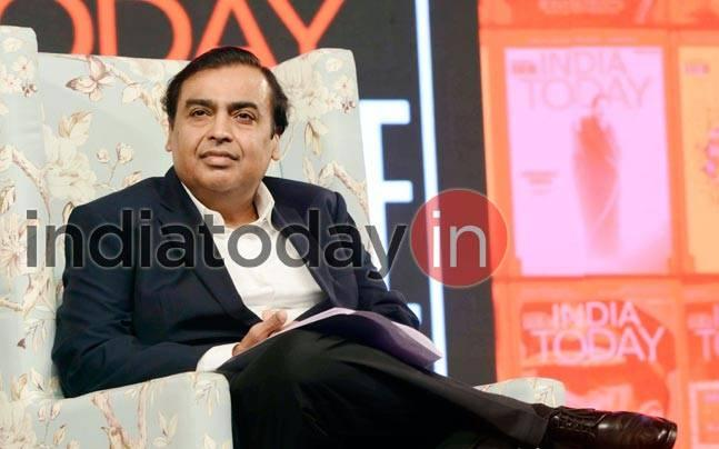 At India Today Conclave 2017, Mukesh Ambani says he wants to be a teacher, along with his wife