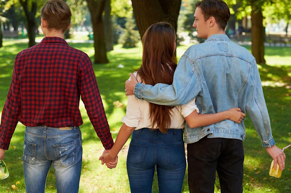 This is what it means to be in a polyamorous relationship (Stock)