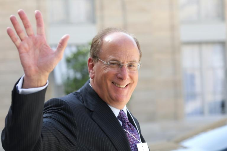 BlackRock Chief Executive Larry Fink increasingly uses his platform to address issues well beyond finance, such as racial inequality and the environment