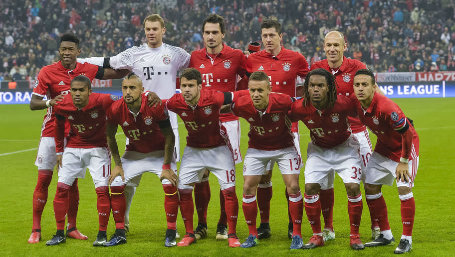 <p><strong>Their collective strength</strong></p> <br /><p>With a maestro like Carlo Ancelotti on the bench, Bayern has a coach that matches the club's philosophy. The institution lies on great values and the squad is being built for a long time now, only getting smart additions to the team and always thinking about the club as a whole. </p> <br /><p>And it shows on the pitch: Bayern are very strong as a team, they pull very solid performances, always attacking and defending as one. Not only are they the only team in the Champions League this season to average 60%+ possession (64%), they're the very best defence in European top 5 leagues (13 goals conceded only in 24 league games), the 3rd biggest goal difference (+41, only behind Monaco and Barcelona). </p> <br /><p>Although ripped off by Barcelona a couple of years ago, Bayern's defence remains one of the strongest in world football right now. </p>