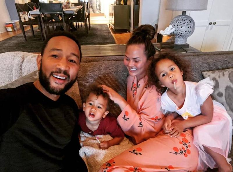 Chrissy Teigen recalls 'horrifying' racist incident she experienced with husband John Legend