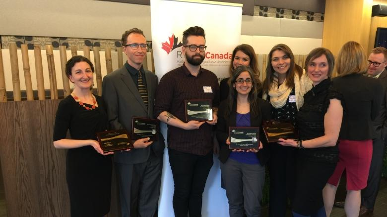 CBC Windsor wins award for tornado coverage