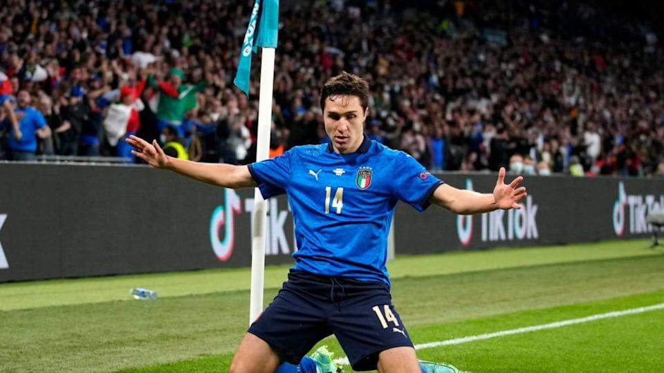 Federico Chiesa | Frank Augstein - Pool/Getty Images