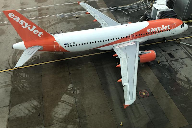 Clean machine: easyJet is offsetting its carbon emissions from flying its fleet of Airbus jets: Simon Calder
