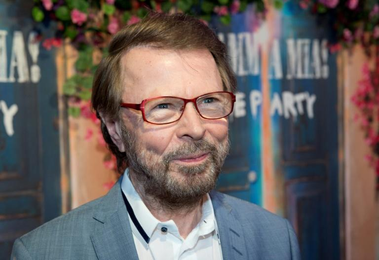 Bjorn Ulvaeus, a member of Swedish disco group ABBA shown here in 2016, is taking on the cause of fair payments to songwriters in the era of streaming