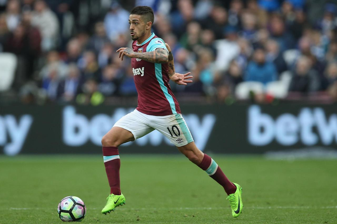 Manuel Lanzini calls on West Ham to stop conceding late goals as Hammers aim to get back to winning ways