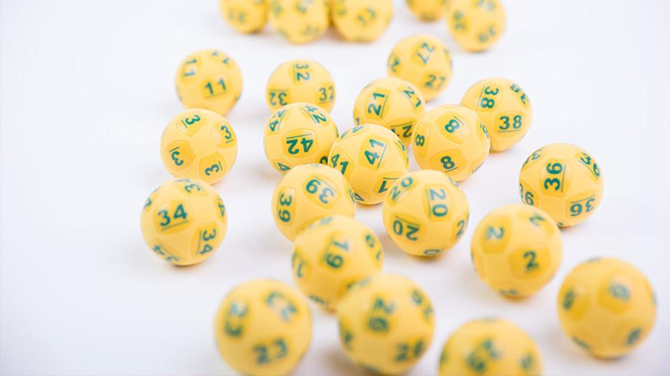 The winning numbers for Tuesday's Oz Lotto are in. Source: The Lott