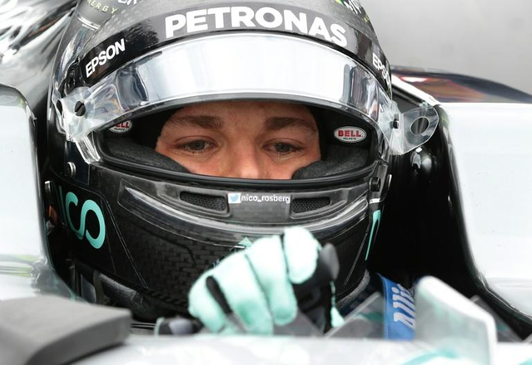Mercedes AMG Petronas F1 Team's German driver Nico Rosberg vows to remain focus as he looks to clinch his 10th win of the year in Mexico