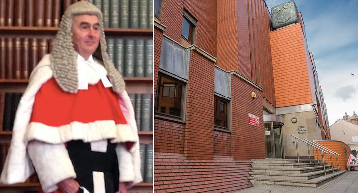 Mr Justice Goss dismissed the jury at Leeds Crown Court (Wikimedia Commons/SWNS)
