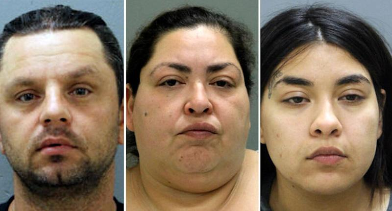 3 charged in gruesome death of pregnant Chicago woman