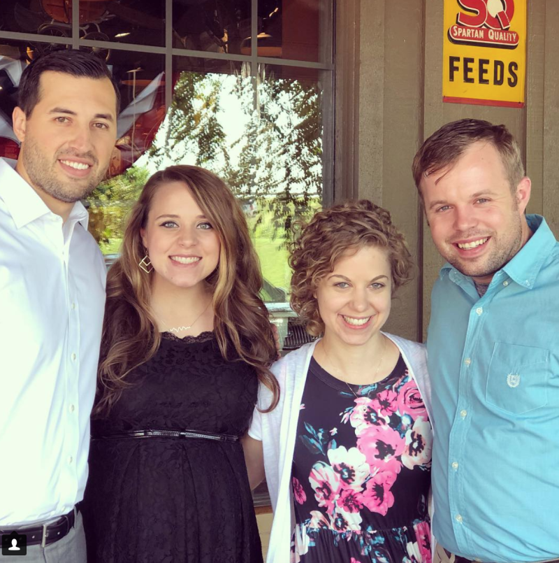 Jinger Duggar Attacked For Dyeing Hair When Pregnant