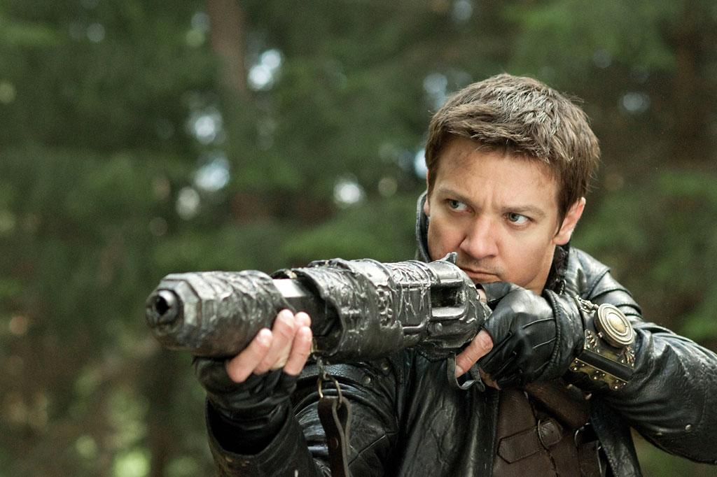 "Jeremy Renner in Paramount Pictures' ""Hansel & Gretel: Witch Hunters"" - 2013"