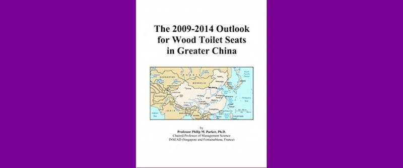 2009-2014 Outlook for Wood Toilet Seats in Greater China
