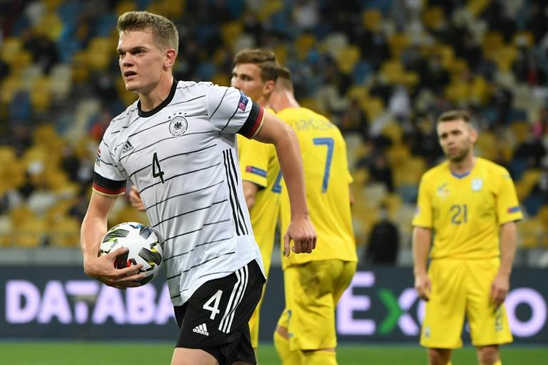 Germany squeeze past Ukraine to seal first Nations League win