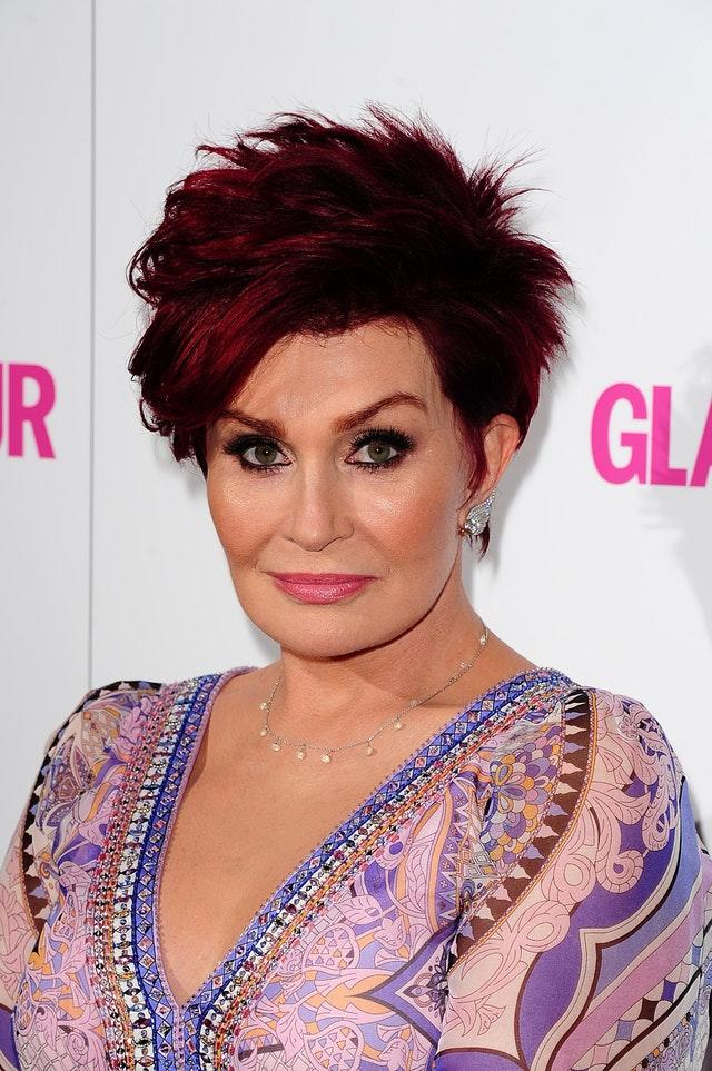 Sharon Osbourne has previously delivered the speech on Channel 4