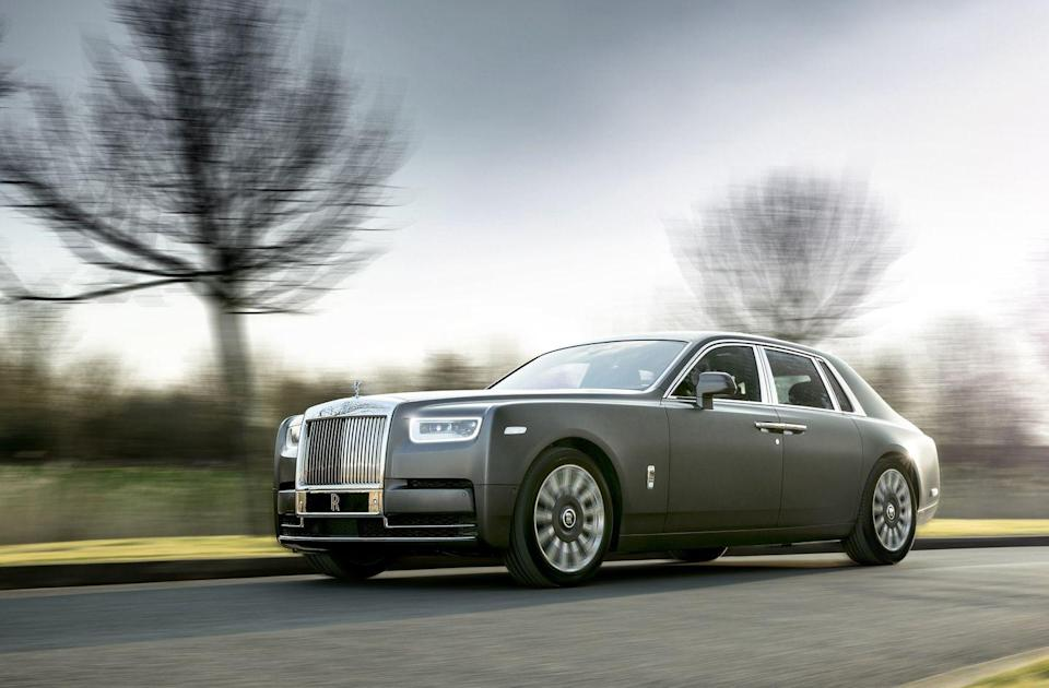 """<p>The <a href=""""https://www.caranddriver.com/rolls-royce/phantom"""" rel=""""nofollow noopener"""" target=""""_blank"""" data-ylk=""""slk:Rolls-Royce Phantom"""" class=""""link rapid-noclick-resp"""">Rolls-Royce Phantom</a> was engineered to make the road disappear. We've said before that riding in a Phantom is like levitating, thanks in part to the vehicle's air suspension and a camera that spots potholes to adjust that suspension. The transmission is tuned to keep the engine humming at low rpm, which enhances the quiet feel. But all of that floating comfort—and the 563-hp twin-turbo V-12 that moves the Phantom along— comes at the expense of fuel economy. While you could manage 20 mpg on the highway in one of these things, the 14 mpg combined figure is in line with the rest of the Rolls-Royce entries on the EPA's list of shame.</p><ul><li>Base price: $457,750 </li><li>Engine: 563-hp twin-turbo 6.7-liter V-12 engine, eight-speed automatic transmission</li><li>EPA Fuel Economy combined/city/highway: 14/12/20 mpg</li></ul><p><a class=""""link rapid-noclick-resp"""" href=""""https://www.caranddriver.com/rolls-royce/phantom/specs"""" rel=""""nofollow noopener"""" target=""""_blank"""" data-ylk=""""slk:MORE PHANTOM SPECS"""">MORE PHANTOM SPECS</a></p>"""