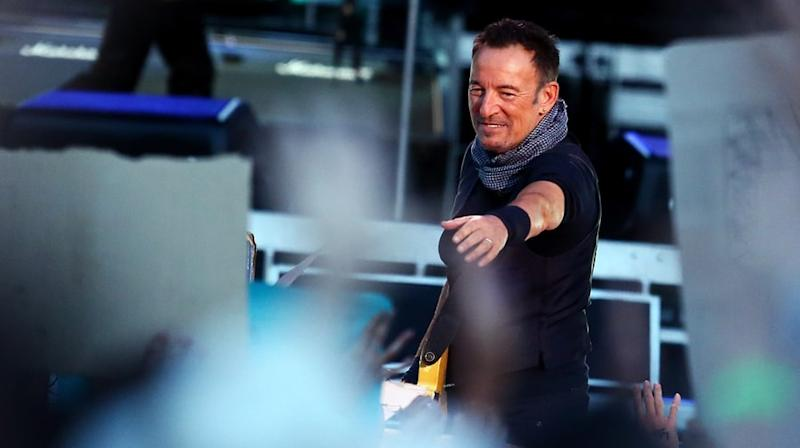 Watch Bruce Springsteen Explain Why Donald Trump Is 'Going to Lose'