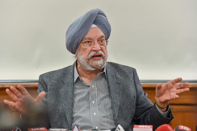 829 Staff of Air India Group Tested Covid-19 Positive Till Sept 10, Says Hardeep Singh Puri